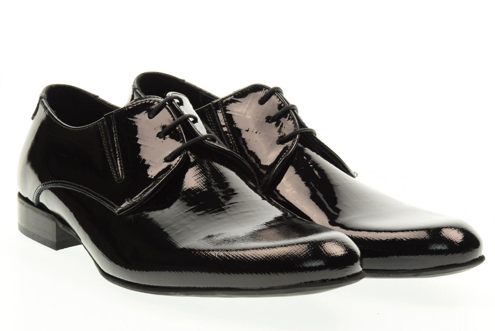 Eveet P17f zapatos homme dentelle 16510