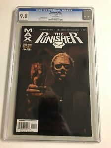 Max-Comics-The-Punisher-11-9-8-Cgc-White-Pages