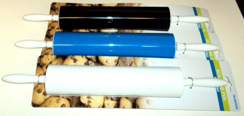 1 Momentum ROLLING PIN With Handles Assorted Colors New /& Carded