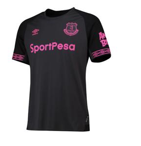B131 Kids LB Everton Away Shirt 2018-19