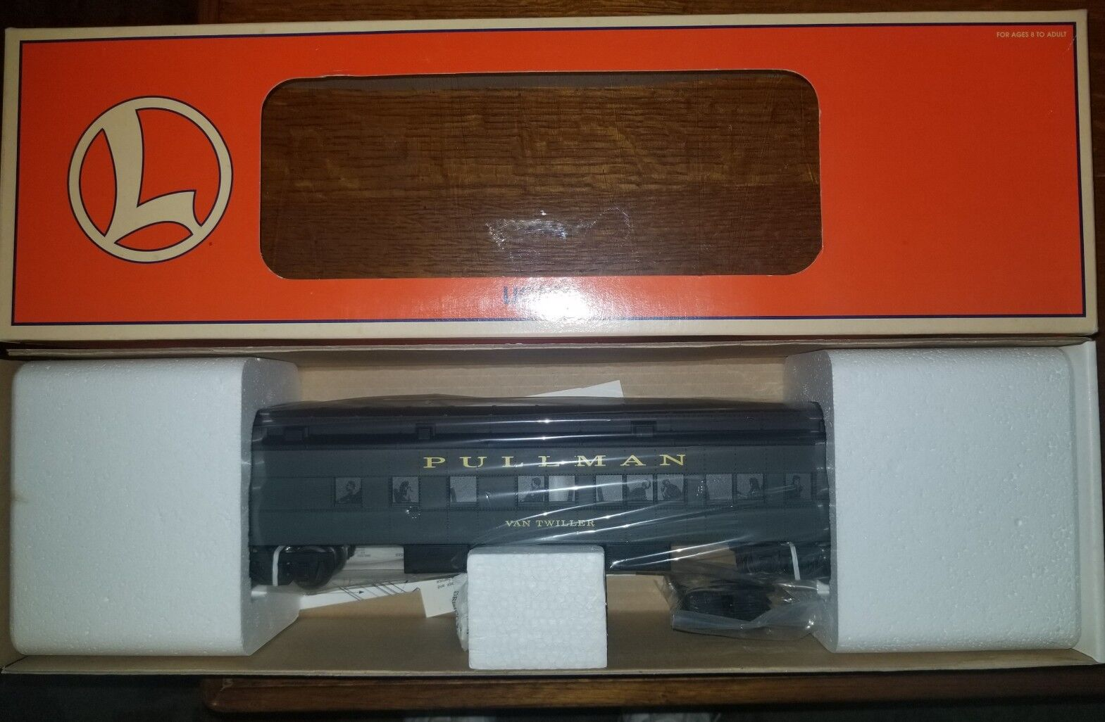 Lionel O Scale Nuovo York Central NYC Heavyweight Combo Passenger Car 6-29009  14A