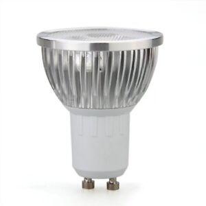 GU10-3-LED-Scheinwerfer-Birne-Lampe-Licht-Leuchtmittel-Warmweiss-3W-AC85-265V-Y5S