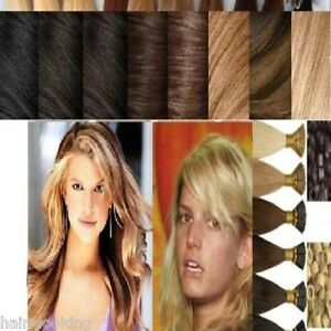 50-100-150-EXTENSIONS-A-FROID-CHEVEUX-INDIENS-NATURELS-QUALITE-REMY-49-60-CM-1-G