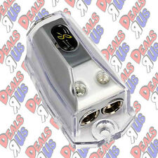 Stinger SHD20 Non Fused Power Distribution Block 1 in - 2 out Series Multi-Gauge