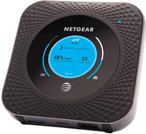 Netgear-Nighthawk-LTE-Mobile-Hotspot-WiFi-Router-AT-amp-T-Unlocked-MR1100-2A1NAS-B14