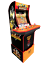 Golden-Axe-Retro-Arcade1UP-Cabinet-Arcade-1UP-Custom-Riser-Light-Up-Marquee-NEW miniature 1