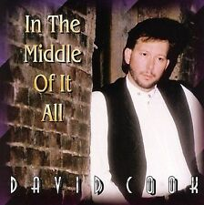 David L. Cook In The Middle of It All CD