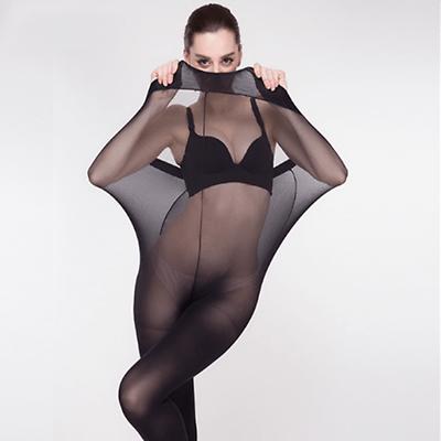 30D Upgraded Super Elastic Tights Silk Stockings Magical Skinny Leg Pantyhose