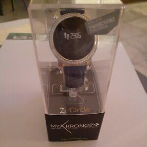 🟢Smartwatch mykronoz zecircle new, $21