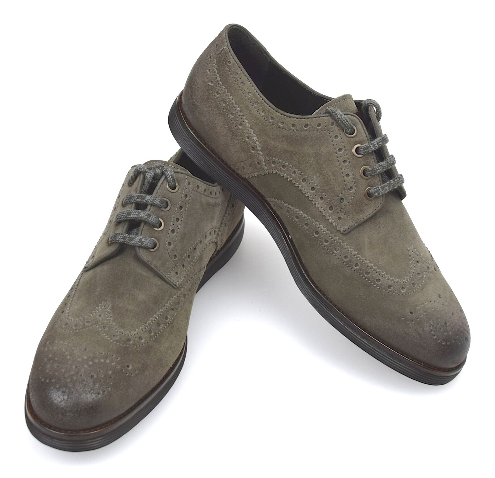 4da1f1997ab SANTONI MAN SNEAKER SHOES FREE SUEDE CODE MBSD12096SK3QKTEM55 TIME ...