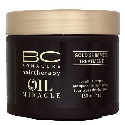 c8e9dc8c00 Schwarzkopf BC Bonacure Oil Miracle Gold Shimmer Treatment 150ml for ...