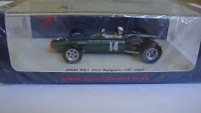 Spark 1/43 BRM P83 2nd Belgium GP Prix,1967Jackie Stewart  #S4251