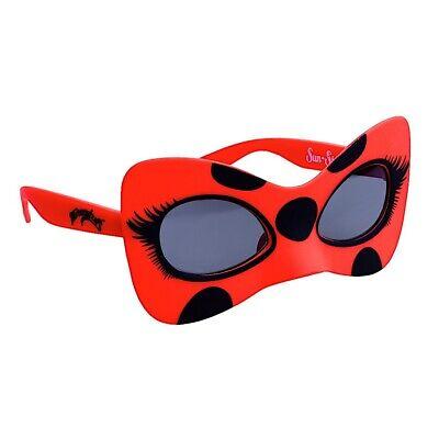 Costume Accessory Ladybug Sunglasses