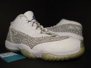 new product 0f84a d212a Image is loading NIKE-AIR-JORDAN-XI-11-RETRO-LOW-WHITE-