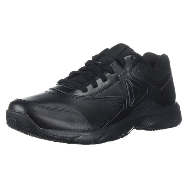 42626a3c Reebok Men's Work N Cushion 3.0 4e Walking Shoe Black 11.5 US