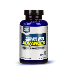 Super-Beta-Prostate-P3-Advanced-By-New-Vitality-60-Caplets-FREE-Shipping
