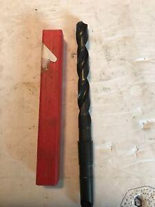 39//64 Extra Long Taper Shank Drill Bit MT-2 Flute 8