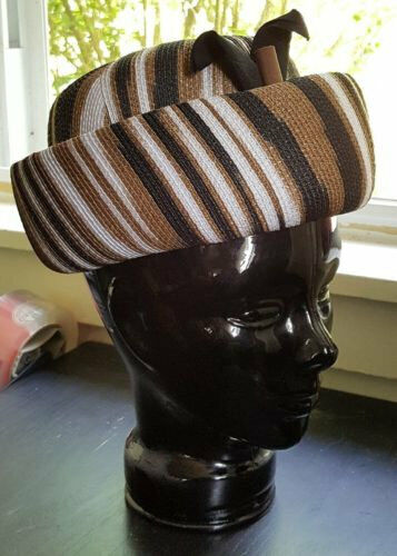VINTAGE LILLY DACHE DEBS HAT 1960s