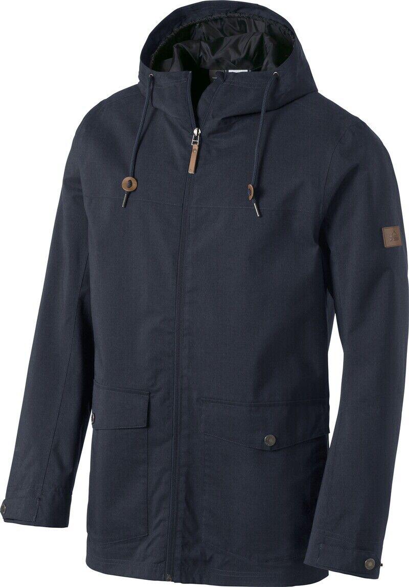 McKinley señores senderismo-tiempo libre-Funktions-chaqueta Furka azul