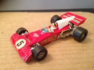 VINTAGE CORGI 152  FERRARI 312 B2 RACING CAR  RED  WHITE DRIVER  ORANGE HAT - <span itemprop='availableAtOrFrom'>ESSEX, United Kingdom</span> - RETURNS ACCEPTED IF FAULTY FOR FULL REFUND RETURNS ACCEPTED AT BUYERS EXPENSE (BUYER PAYS RETURN POSTAGE)IF WHEN RECEIVE ITEM WITH NO FAULT BUT WOULD LIKE TO RETURN FOR WHAT EVER REASON A R - <span itemprop='availableAtOrFrom'>ESSEX, United Kingdom</span>