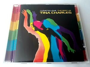 Tina-Charles-I-Love-To-Love-The-Best-Of-CD-1998-Made-in-UK-Brand-New-Brand-New