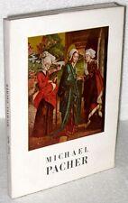 LUIGI MALLE' - MICHAEL PACHER (1435-1498) - 1°ed.1977 - GOTICO, RINASCIMENTO