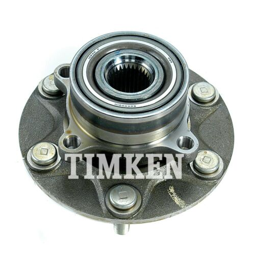 Wheel Bearing and Hub Assembly-Axle Bearing and Hub Assembly Front fits Montero