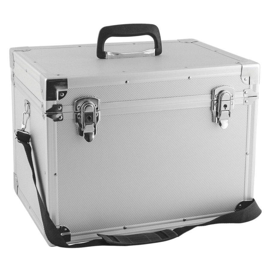 Bauletto porta attrezzi in alluminio - grooming horse box in aluminum