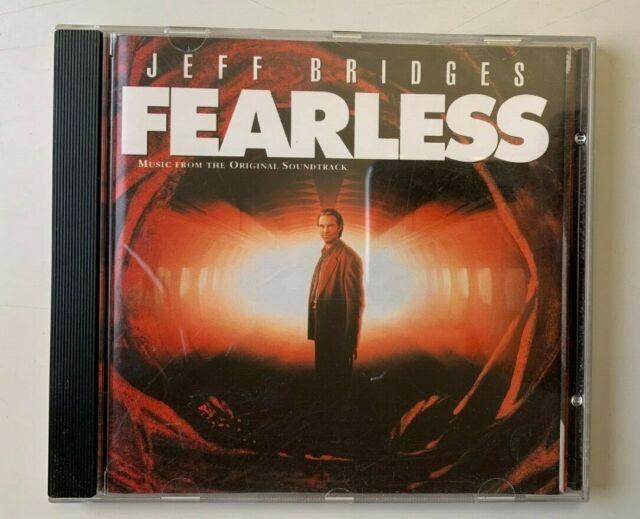 CD B.O FILM FEARLESS / JEFF BRIDGES