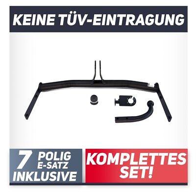 VW Polo Fliessheck 01-05 9N Brink Anhängerkupplung abnehmbar /& 13pol E-Satz AHZV