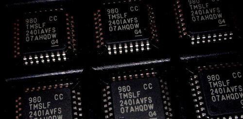 5PCS TMS320LF2401AVFS TMSLF 2401AVFS LQFP-32