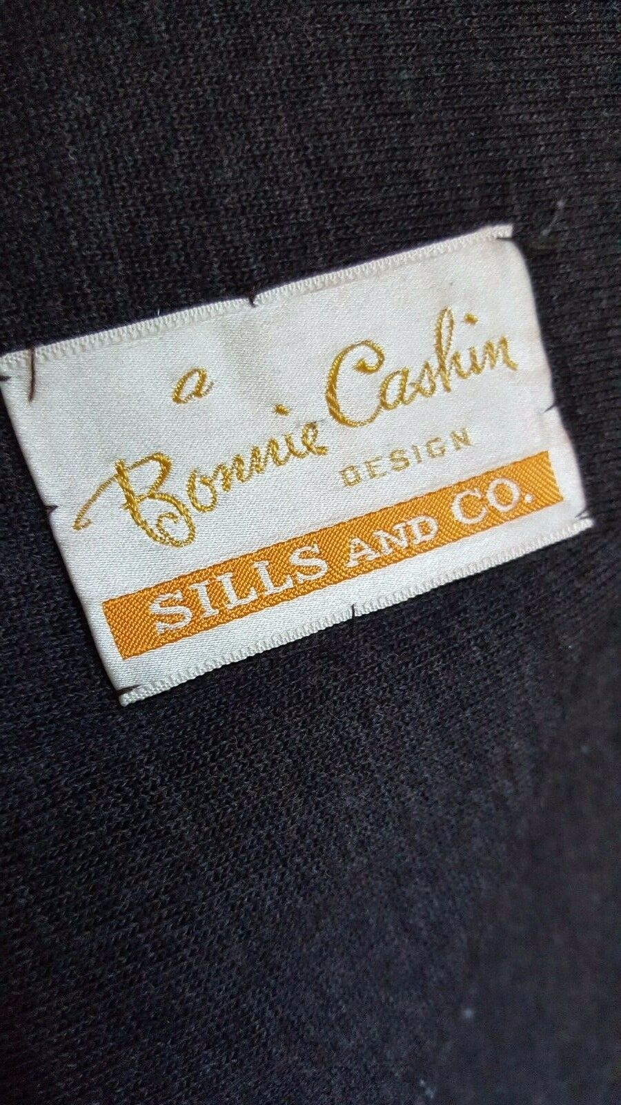 Vintage 1960s BONNIE CASHIN SILLS & CO Quilted Gl… - image 9