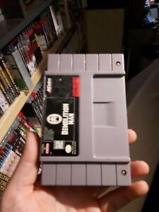 Demolition-Man-SNES-Super-Nintendo-Game