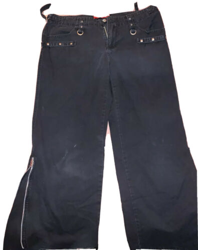 TRIPP Pants Womens RARE from 2010's With Chains
