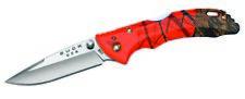 Buck Knives 284 Bantam Bbw Mossy Oak Orange Blaze Folding Knife 284CMS9