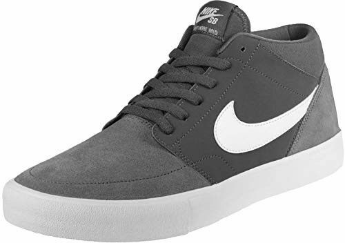 competitive price 145e5 53d1e Nike sb portmore ii solar mitte mitte mitte laufen männer schuhe grau    weiß 923198-010 sz 10,5 neue 1dacae