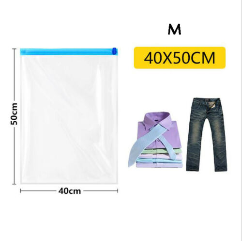 Travel-Space-Saver-Compression-Storage-Bags-Hand-Rolling-Vacuum-Packing-Sack