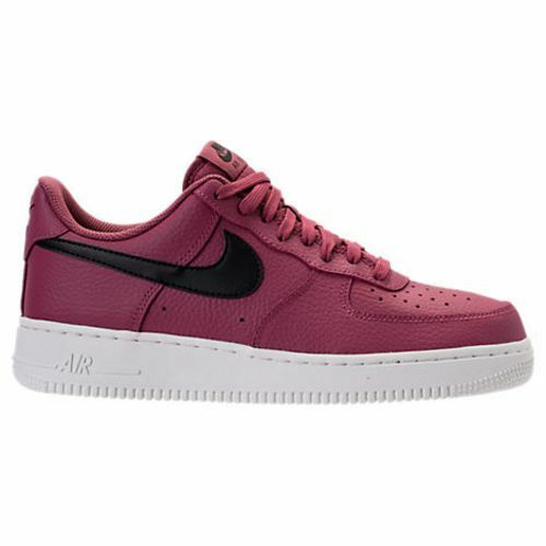New Nike Men's Air Force 1 '07 Shoes Price reduction  VIntage Wine/Black/Summit Whi Seasonal price cuts, discount benefits best-selling model of the brand
