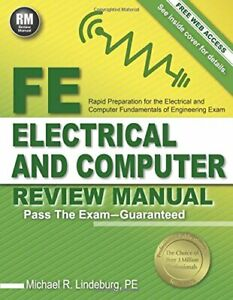 Fe-Electrical-And-Computer-Review-Manual-by-Michael-Lindeburg-PE