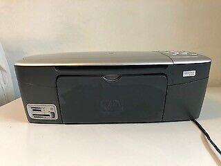 Blækprinter, multifunktion, HP