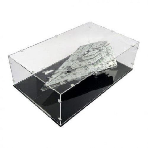 Acryl Vitrine für Lego 75190 Star Wars First Order Star Destroyer
