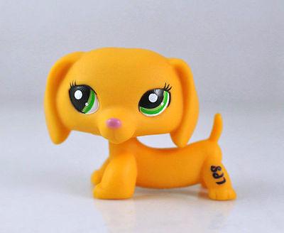 Pet Dog Dachshund Animal child girl boy figure loose cute LP815