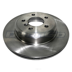 Disc Brake Rotor Rear IAP Dura BR54141