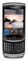 Blackberry Torch 9800 Unlocked Gsm Os 6.0 Qwerty Smartphone - Black