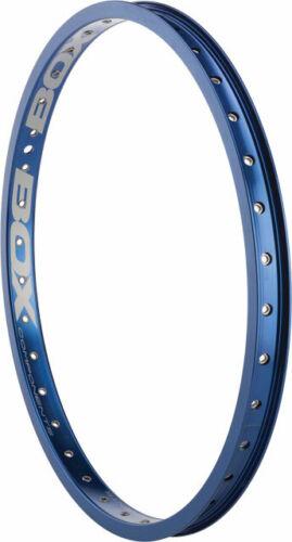 BOX Components Focus Rim 36 Hole 406 x 22mm Wide Blue 20 x 1.75