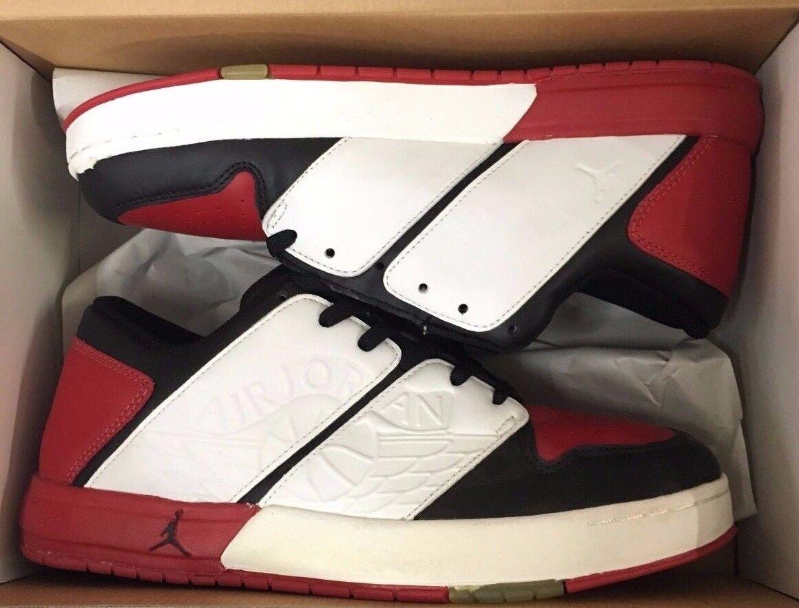Nike air jordan 1 1 jordan nu retro - niedrige sz 10,5 302371-011 9a3c13