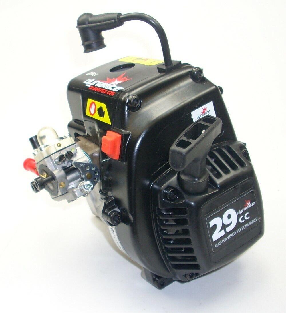 Losi 5ive-T 29ccm gasolina arranque Dina 1100 Losi Dynamite 29 L5T ®