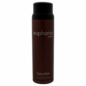 Euphoria-by-Calvin-Klein-5-4-oz-Body-Spray-for-Men-New