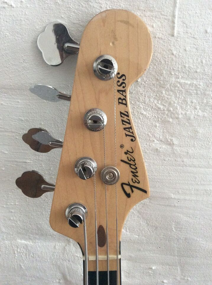 Elbas, Fender Geddy Lee Signature Jazz Bass
