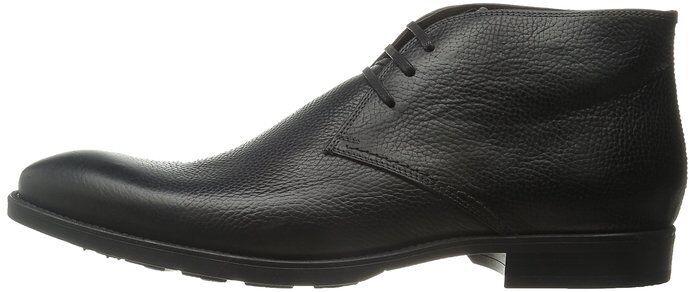 Bacco Bucci Uomo, nero Leather Casual Chukka avvio 7919-20 7919-20 7919-20 Made In  6c8d21